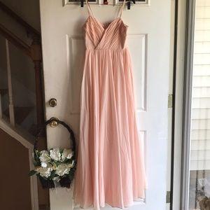 Lulu's gown.